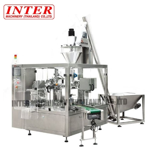 Multi-Head Weigher Vertical Packing Machine