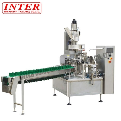 Pickled Vegetables Premade Packing Machine