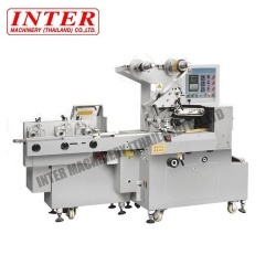 Block Cutting Pillow Packing Machine