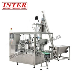 Fine Powder Premade Packing Machine